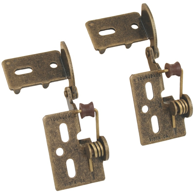 Semi concealed hinges for Hidden hinges