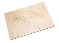 Drawer Peg Board - Maple