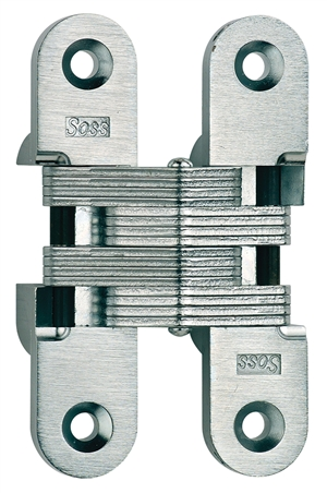 SOSS 216 Invisible Hinges for 1 3/8""