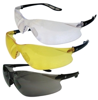 Wrap Around Safety Glasses w/ Adjustable Arm