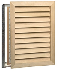Luxury Return Air Grilles - Select Baltic Birch