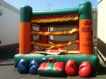 Boxing Ring 13X13ft