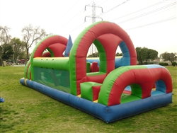Magic Land Obstacle Course 38fts