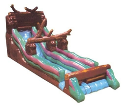 Super Water Slide (17x20x40ft)
