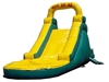 Classic Water Slide With Pool (13x14x32ft)