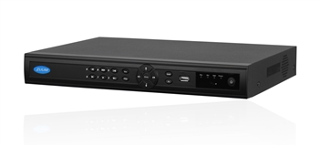 16 Channel Hybrid DVR with HDMI 1080p Output (No HDD)