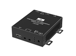 HDMI (HDBaseT)  2.0 Extender over one CAT5/6 Cable 4Kx2K@60 (UHD) 4:4:4 PoH