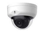 8MP IP Dome Network Camera, 2.8mm Lens, WDR, Starlight, ePoE
