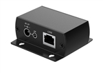 USB 2.0 Cat5/6  Extender with 4 Port Hub