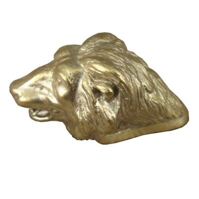 Lion head pommel #13