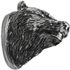 #135 Pommel. Bear Head