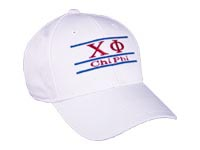 Chi Phi Fraternity Bar Hat