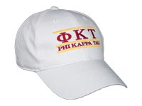Phi Kappa Tau Fraternity Bar Hat