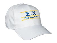 Sigma Chi Fraternity Bar Hat