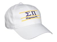 Sigma Pi Fraternity Bar Hat