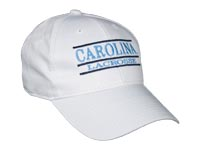 UNC Chapel Hill Lacrosse Bar Hat