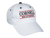 Cornell Hockey Bar Hat