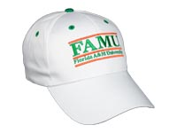 Florida A & M Bar Hat