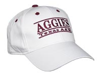 Texas A&M Nickname Bar Hat