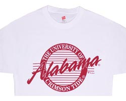 University of Alabama BAMA Circle T-Shirt