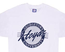 Georgetown HOYAS Circle T-Shirt