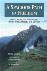 A Spacious Path to Freedom by Karma Chagme with translation by B. Allan Wallace
