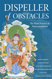 Dispeller of Obstacles, translated by Eric Pema Kunsang