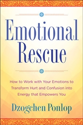 Emotional Rescue, by Dzogchen Ponlop Rinpoche