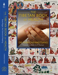 Tibetan Book of Health, by Dr Nida Chenagtsang