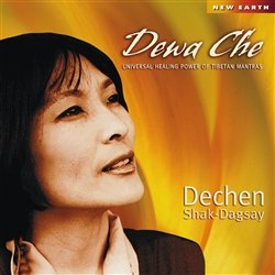 Dewa Che, Universal Healing Power of Tibetan Mantras, CD