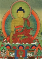 Card, Shamatha Meditation