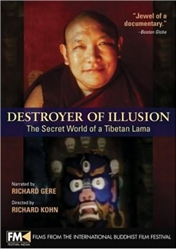 Destroyer of Illusion, DVD by Richard Kohn and narrated by Richard Gere