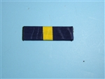 rib006 Navy Distinguished Service Medal Ribbon Bar R15