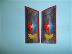 b5531 Cuba Cuban Fidel Castro Shoulder Boards for Over Coat pair WC1