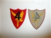 b0803 WW 2 USMC 4th Base  Defense wing R5E