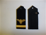 b1604p WW 1 US Navy Naval Aviator with device Ensign USN pair IR32E