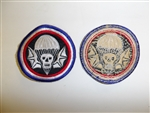 0553 WW 2 US Army Airborne 502nd Parachute Infantry Regiment PIR patch R3B