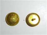b1965s Vietnam Vietnamese RVN Army uniform button Large (each) eagle IR8E