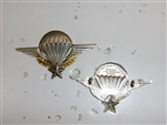 b2374 French Indochina Vietnam Drago Paratrooper Wings IR3A54
