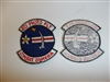 c0421 Vietnam Air Force 601st Photo Flt Combat Camera Patch Full Embroidered R9E