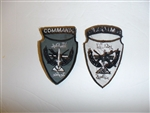 b4500  Iraq Commando patch with Arab script IR18B