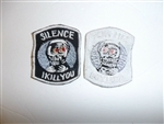 b4507 Afghan Novelty Patch Silence I Kill You War on Terror Afghanistan IR18A