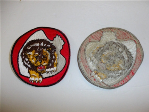 b4386 WW 2 USAAF Doolittle 37 Bomb Squadron Patch 17 Bombardment group wool R11A