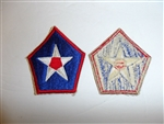 b5052 WW 2 Civilian Aviation patch Martin Aircraft Company Star R12A