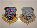b5180 Vietnam US Air Force Communications Service patch large IR20B