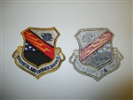 b5184 US Air Force Vietnam Postal and Courier Service patch IR20A