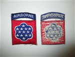 b0912 Vietnam era 508th Airborne Infantry Regiment shoulder patch IR39B