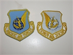 b5608 Vietnam US Air Force Pacific Air Forces patch cotton IR20B