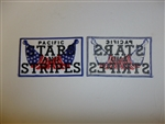 C0453 Vietnam 1970's - Current Pacific Stars And Stripes Patch R9E