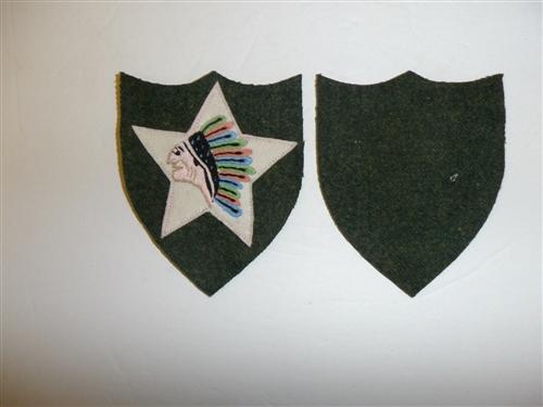 b1565 WW1 USMC 5th Marine Brigade HQ patch R5C unconfirmed